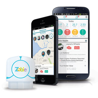 Zubie Smart Vehicle Monitoring Device